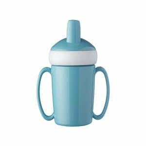 Svetlomodrá fľaša na vodu Rosti Mepal Trainer Mug