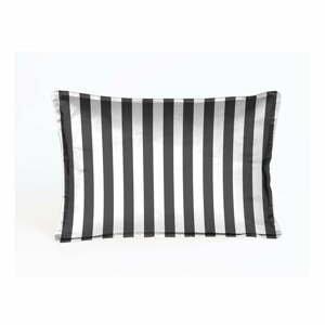 Dekoratívna obliečka na vankúš Velvet Atelier Strippy, 50×35cm