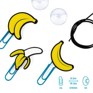 Spinky na papier Just Mustard Banana