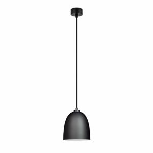 Čierne matné stropné svietidlo Sotto Luce Awa