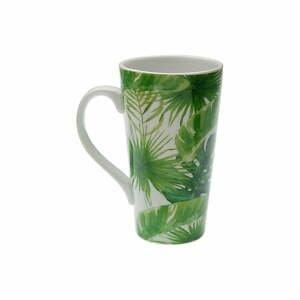 Porcelánový hrnček Versa New Leafes