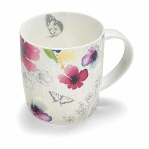 Hrnček z porcelánu Cooksmart Chatsworth Floral