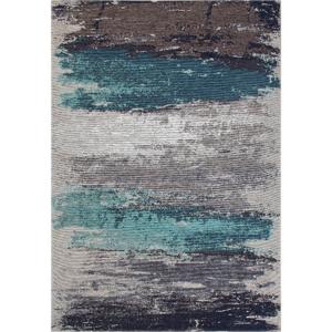 Koberec Garida Aqua Abstract, 80×150 cm