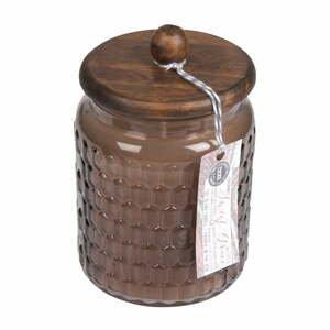 Vonná sviečka v skle s dreveným poklopom Bridgewater candle Company Sweet Grace, doba horenia 110 hodín