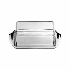 Antikoro nádobka na maslo WMF Cromargan® Brunch, 16 x 10 cm