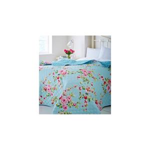 Pléd na posteľ Catherine Lansfield Canterbury, 240×260cm