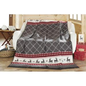 Bavlnená deka Armada Jesus, 220×180 cm