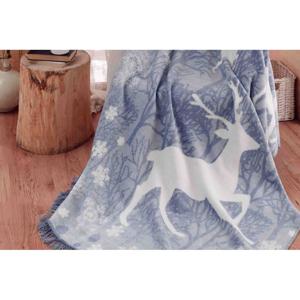 Bavlnená deka Armada Ruby, 220×180 cm