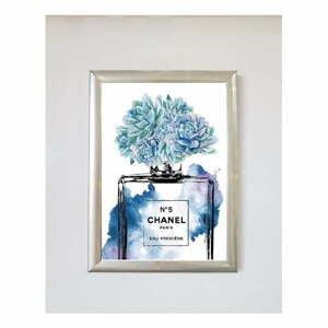 Plagát v ráme Piacenza Art Chanel, 30 × 20 cm