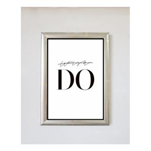 Plagát v ráme Piacenza Art Wish Do, 30 × 20 cm
