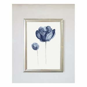 Plagát v ráme Piacenza Art Li Lotus, 30 × 20 cm