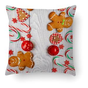 Vankúš Crido Consulting Sweet Christmas, 40×40 cm