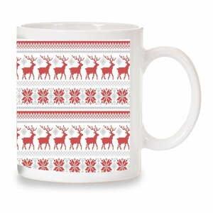 Hrnček na horúci nápoj Crido Consulting Scandi Deer