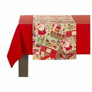 Vianočný behúň na stôl Mike&Co.NEWYORK Comfort, 40 × 140 cm