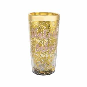 Šejker zlatej farby Sass & Belle Prosecco