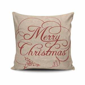 Vankúš Merry Christmas to You, 45x45 cm
