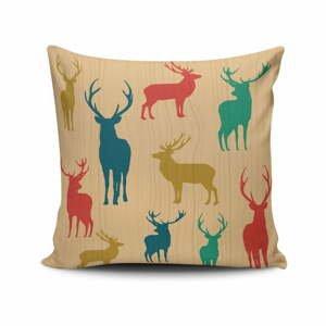 Vankúš Deers, 45x45 cm