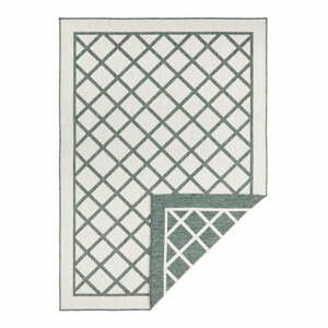 Zeleno-krémový vonkajší koberec Bougari Sydney, 170 x 120 cm