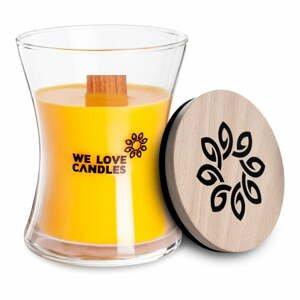Sviečka zo sójového vosku We Love Candles Honeydew, doba horenia 48 hodín