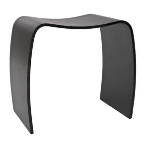 Čierna stolička Kokoon Mitch