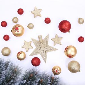 Sada 76 vianočných ozdôb DecoKing Susi