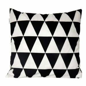 Obliečka na vankúš So Homely Big Triangles, 50×50 cm