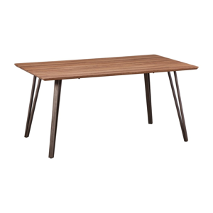 Jedálenský stôl Marckeric Candi, 160x90cm
