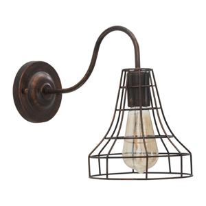 Nástenná lampa Mauro Ferretti Industry A
