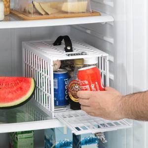 Uzamykateľný box na jedlo do chladničky InnovaGoods