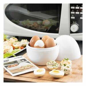 Sada na varenie vajec v mikrovlnke InnovaGoods