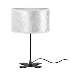 Biela stolová lampa Bulb Attack Quince