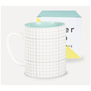 Hrnček z porcelánu U Studio Design Graph