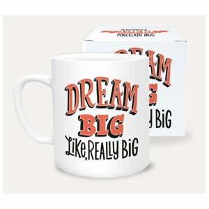 Hrnček z porcelánu U Studio Design Dream Big