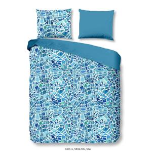 Posteľné obliečky z bavlny Good Morning Mozaik, 140×200 cm
