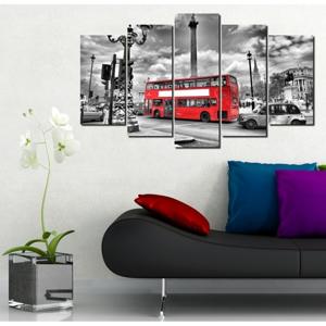 Viacdielny obraz 3D Art Ratten, 102×60 cm
