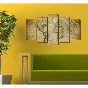 Viacdielny obraz 3D Art Darma, 102×60 cm