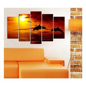 Obraz s viacerými dielmi 3D Art Letento, 102×60 cm