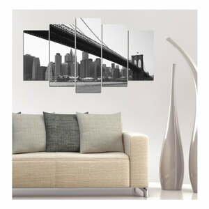 Viacdielny obraz 3D Art Tanta, 102×60 cm