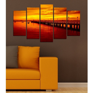 Viacdielny obraz 3D Art Cassidy, 102×60 cm