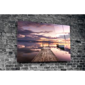 Sklenený obraz 3D Art Mentejo, 110×70 cm