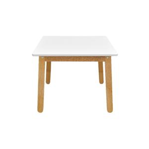 Biely detský stôl BELLAMY Woody