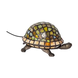 Stolová lampa v tvare korytnačky SULION Orange