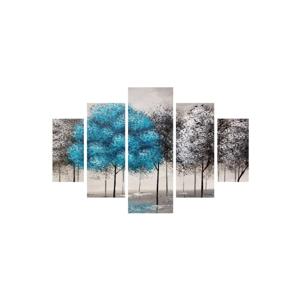 5-dielny obraz Skylar