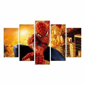 5-dielny obraz Spider Man