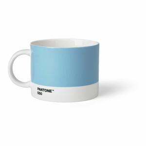 Svetlomodrý hrnček na čaj Pantone, 475 ml