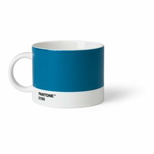 Modrý hrnček na čaj Pantone, 475 ml
