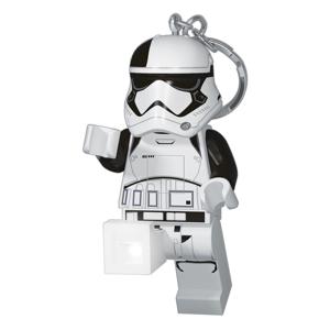 Svietiaca kľúčenka LEGO® Star Wars First Order Stormtrooper
