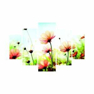Viacdielny obraz Meadow, 92×56 cm