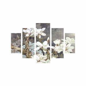 Viacdielny obraz White Blossom, 92×56 cm