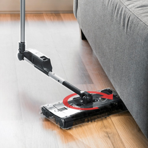 Elektrická bezdrôtová metla na podlahu InnovaGoods